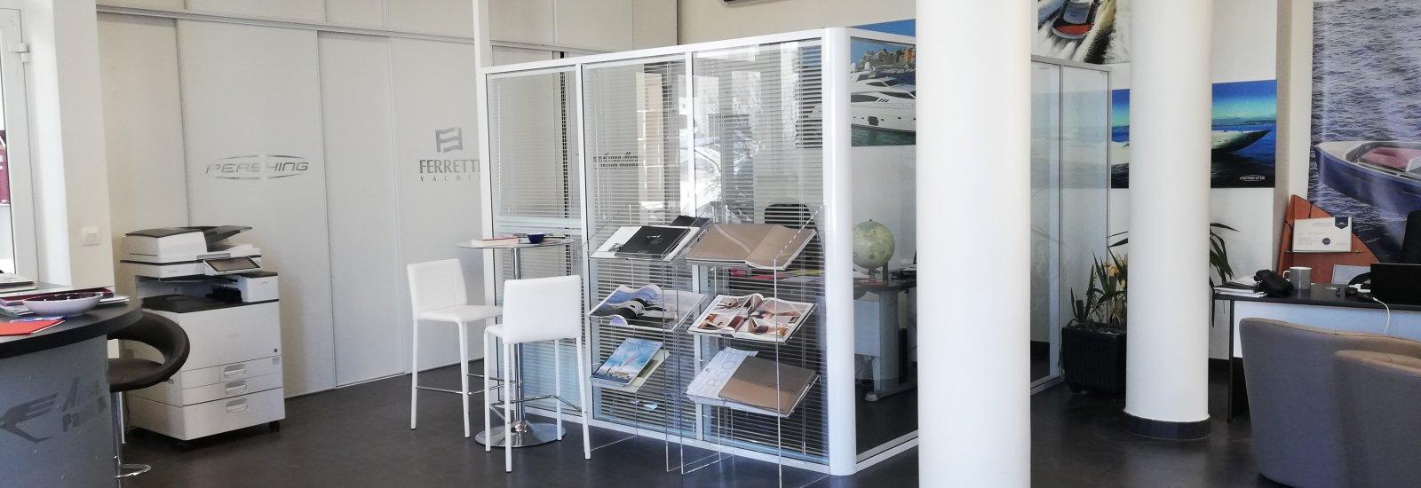 bureau JMA Yachting Port-Fréjus Fréjus vente location bateaux neuf occasion