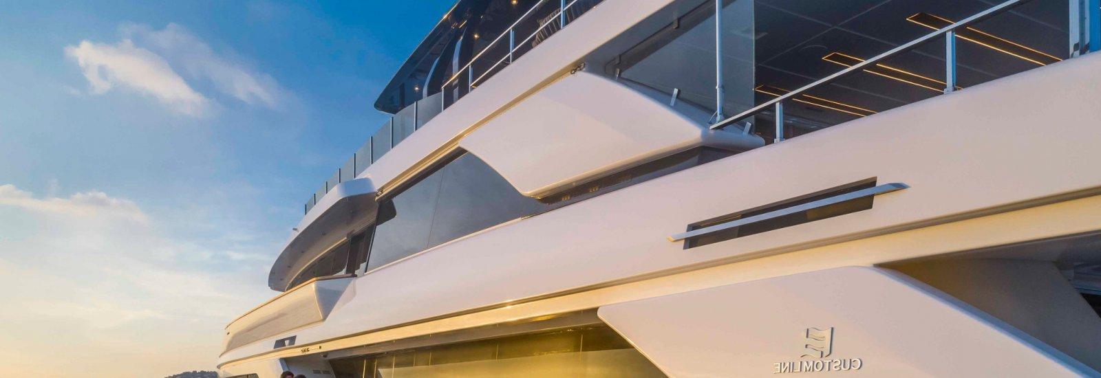 CUSTOM LINE JMA Yachting