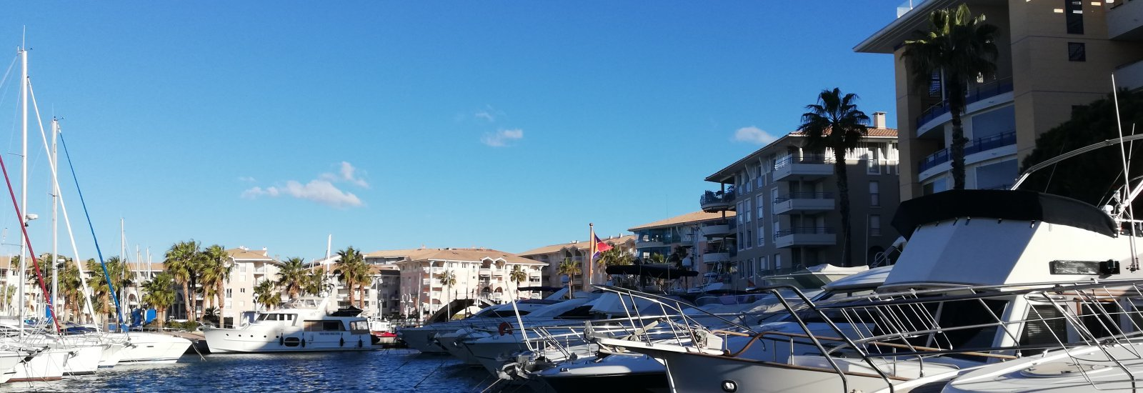JMA Yachting Port-Fréjus Vente Location Bateaux neufs occasion