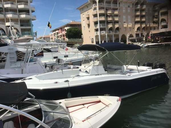 POLAR Polar 27 JMA Yachting Port Fréjus Var vente location neufs occasions places de port