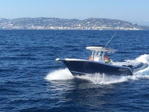 PROLINE Proline 29 JMA Yachting Port Fréjus Var vente location neufs occasions places de port