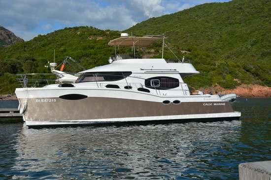 location bateau Summer Land 40