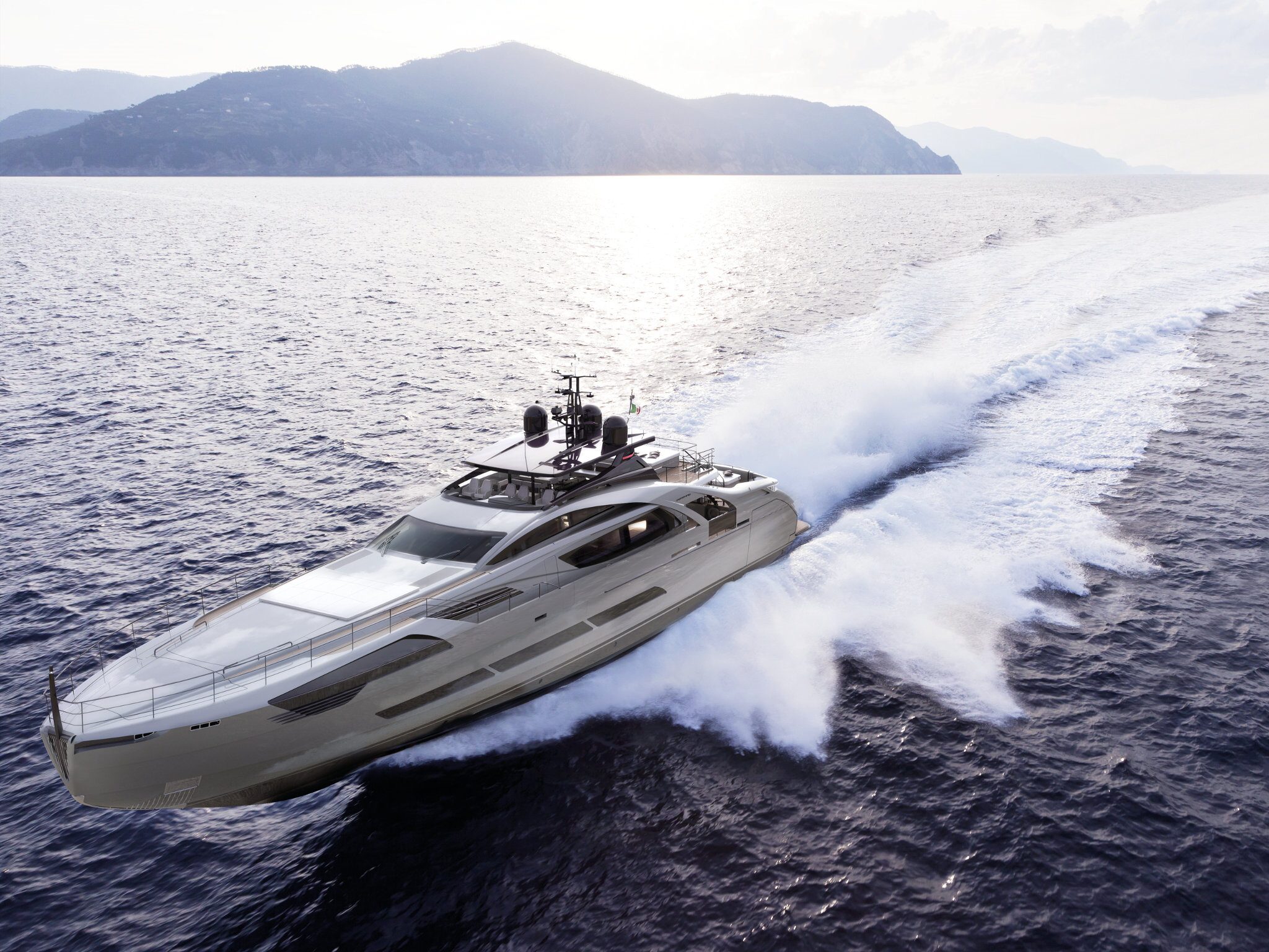 ferretti yachts ferretti group pershing yachts pershing 140 JMA Yachting Port Fréjus Var vente location neuf occasion places de