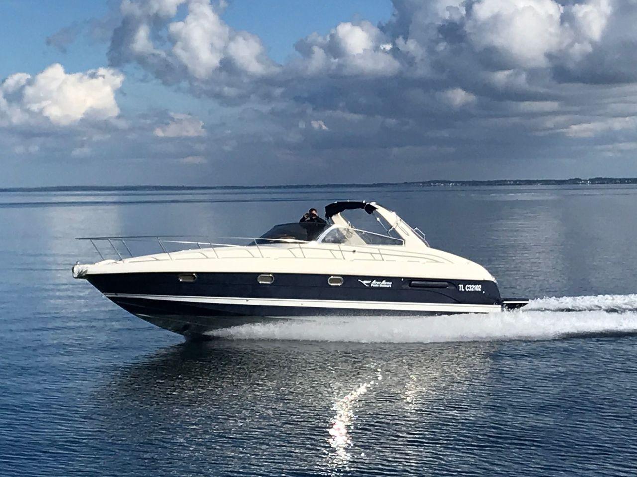 location bateau Airon Marine 345