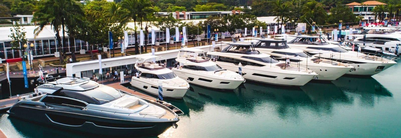 JMA Yachting Port Fréjus Vente Location Bateaux neufs Ferretti Group - Ferretti Yachts et occasions places de port
