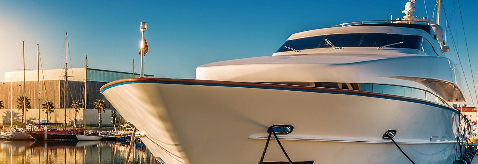 JMA Yachting Port-Fréjus Vente Location Neuf Occasion Places de port