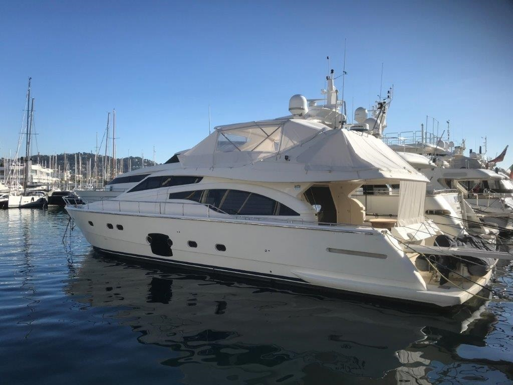 FERRETTI 681 photo 1
