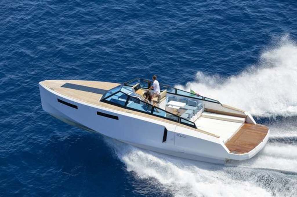 EVO YACHTS EVO 43 photo 1