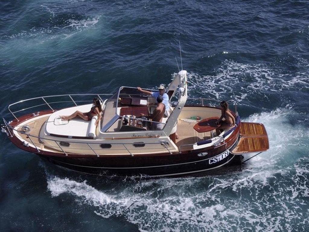 Nautica Esposito Futura cabin sport 75 photo 1