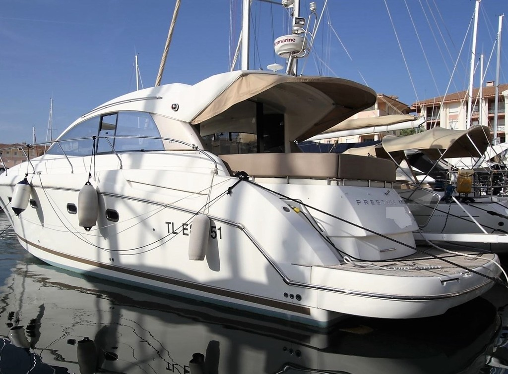 JEANNEAU Prestige 440 S photo 1